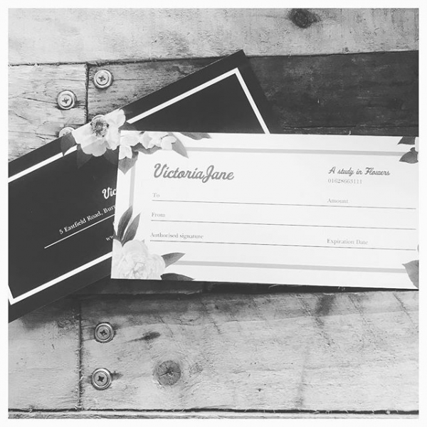 Gift vouchers now available 🌿🌸.#giftvoucher #christmas #shop #retail #somethingdifferent #sayitwithflowers #flowers #florist #flowershop