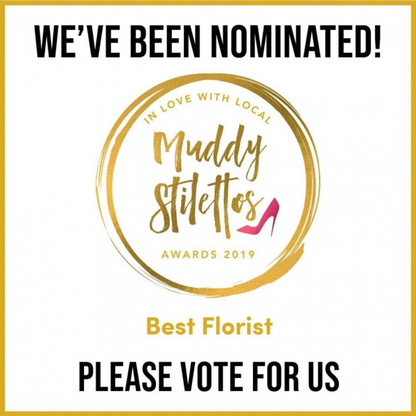 Please vote for us if you can! 💙🌷 thank you thank you thank you 🙏🏻 https://bucksoxon.muddystilettos.co.uk/awards/categories..#muddystilettos #muddystilettosawards #burnham #bucks #oxon #windsor #best #florist #fingerscrossed #award #shop #local #independentwoman #victoriajaneflowers