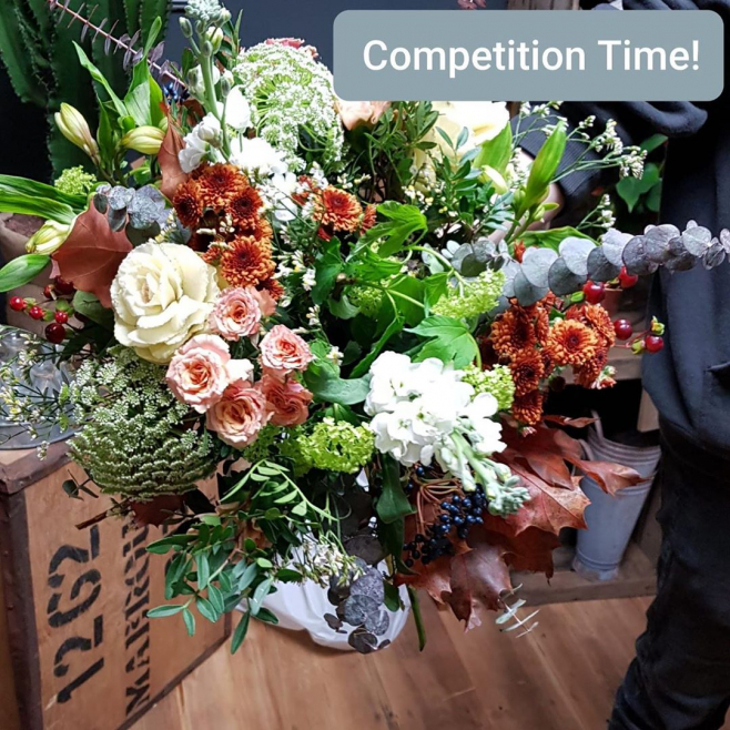 If you get 5 minutes over the weekend we are still running our competition! Details below!… Competition Time! 🌿We are wanting to build up our Google reviews! So we are asking for your help! If you have used our services over the past 18 months then please leave us a review! As a thank you every one who leaves us a review from now until March 30th you will be in with the chance to win one of our handtied bouquets 💐 Any more info please ask! :) Link below https://g.page/VictoriaJaneFlowers/review?kd.#competition #flowercompetition #thankyou #google #googlereviews #handtiedbouquet #shoplocal #supportlocal #victoriajaneflowers