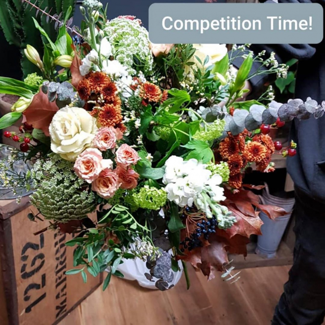 We were due to announce our competition winner today however due to the current situation and being unable to get flowers we are sad to say we are postponing.. However this does give you the chance to enter if you haven't done so! 🙂 All we are asking is if you have used us in the last 2 years and been happy with our service can you please leave us a google review. Every one who does will be in with the chance of winning one of our bouquets delivered (as soon as we can! ) Reviews are massive to small businesses so we really appreciate taking the time out to support us! https://g.page/VictoriaJaneFlowers/review.#competition #bouquet #supportlocal #staysafe #stayhome #thankyou